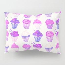 Cupcake Collection – Unicorn Palette Pillow Sham