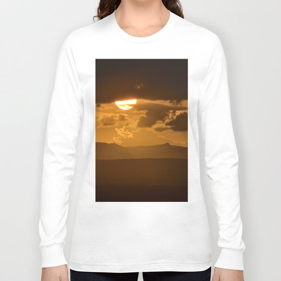 The sun after the storm Long Sleeve T-shirt