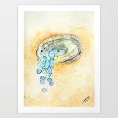 Regal Abalone Art Print