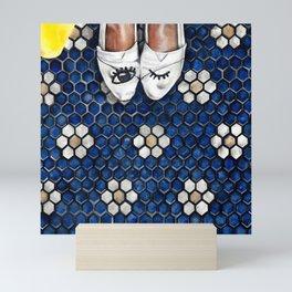 Art Beneath Our Feet Project - Grand Rapids Mini Art Print