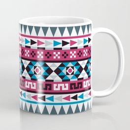 Aztec Geometric Pattern Coffee Mug