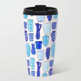 Spanish Vases Travel Mug