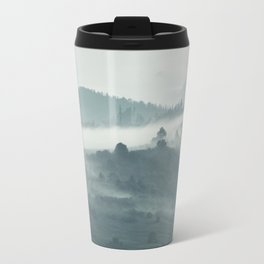 morning mist. Travel Mug