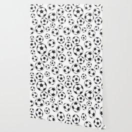 Soccer Balls Wallpaper