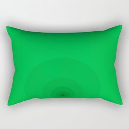 green green art Rectangular Pillow