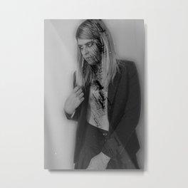 Gender Assassin I Metal Print