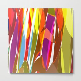 colorful jungle Metal Print
