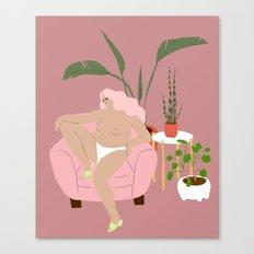 current mood Canvas Print