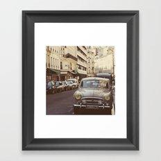 Renault #2 Framed Art Print
