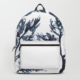 Blue branches Backpack