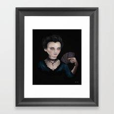 Vanessa Ives - Penny Dreadful Framed Art Print