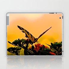 Butterfly Sunset Laptop & iPad Skin