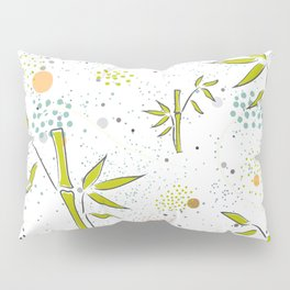 Cute Bamboo Pillow Sham