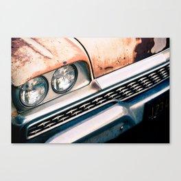 ranchero rust 1 Canvas Print