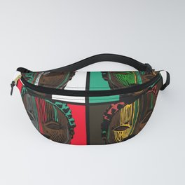 Oni, four ways Fanny Pack