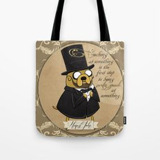 Honest Jake Tote Bag