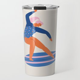 Surf girl Travel Mug