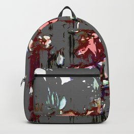 The Blood Rose Backpack