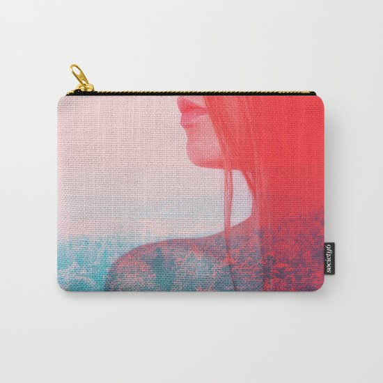 Alter Ego #society6 #decor #buyart Carry-All Pouch
