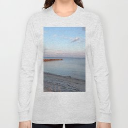 Pastel Beach Long Sleeve T-shirt