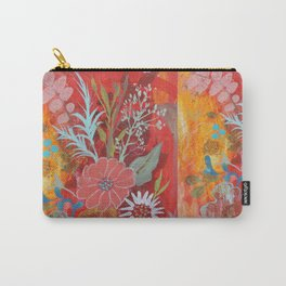 Ode to Spring Carry-All Pouch