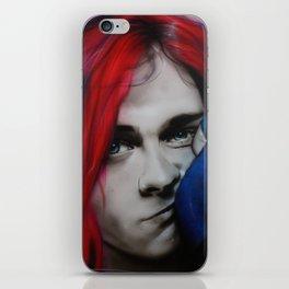 'Guitar Demolition' iPhone Skin