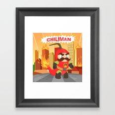 Chiliman Framed Art Print