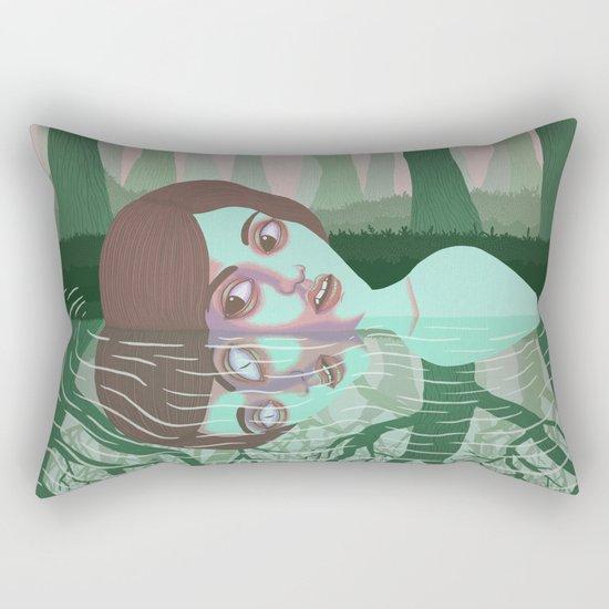 two face Rectangular Pillow