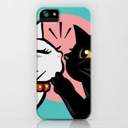 KIss kiss kiss iPhone Case