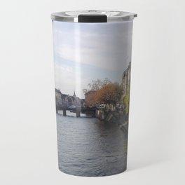 River view. Travel Mug