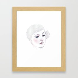 Kristina Framed Art Print