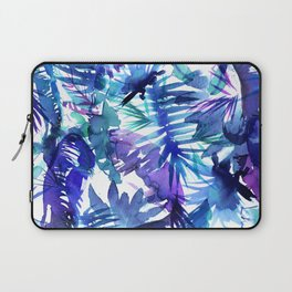 Vibe of the JUNGLE  {B-Blue} Laptop Sleeve