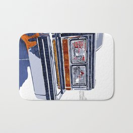 Hit the road Bath Mat