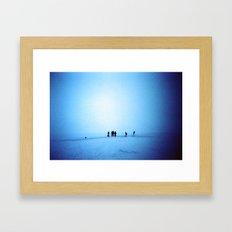 Winterwonderland III Framed Art Print