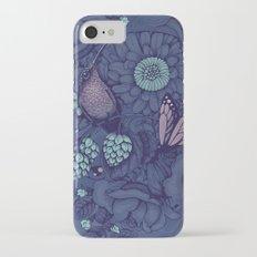Beauty (eye of the beholder) - neon version iPhone 7 Slim Case