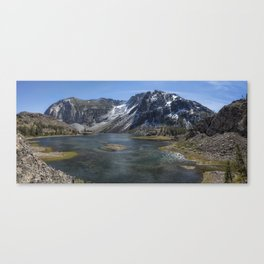 Ellery Lake Canvas Print