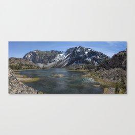 Ellery Lake Canvas Print