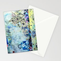 The Small World Experiment Stationery Cards