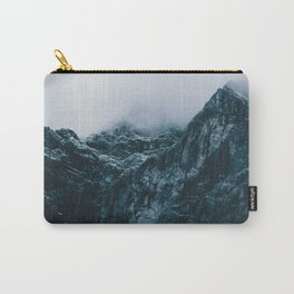 Cloud Mountain - Landscape Photography Carry-All Pouch