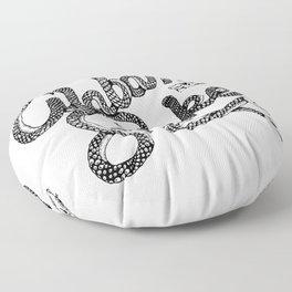 Alabama Shakes - BAND Floor Pillow