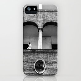 CURIOUS KITTE iPhone Case