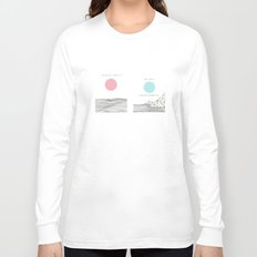 I am The Sea I Drown in Long Sleeve T-shirt