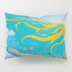 Night Into Day: Morning Pillow Sham