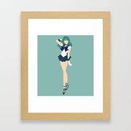 Sailor Neptune 1 Framed Art Print