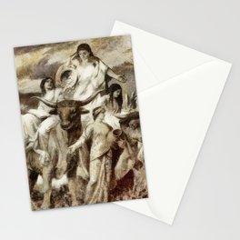 The Maidens of Plenty Stationery Cards