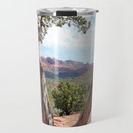 Arizona Horizon - Sedona Red Rocks Travel Mug