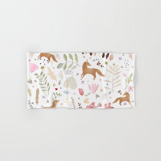 little foxes Hand & Bath Towel