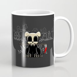 Grim Reapets - A Dog Named Decay - Bloody Halloween Variant Coffee Mug
