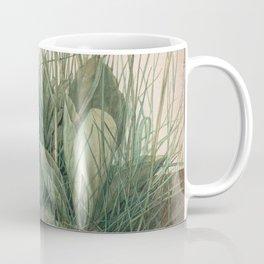 Albrecht Durer - The Large Piece of Turf Coffee Mug
