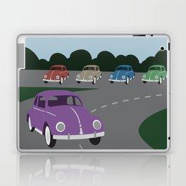V Bug Laptop & iPad Skin